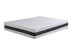 "Five Star Gel Memory Foam 12"" Mattress"