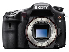 Sony 24.3MP Translucent Mirror DSLR Body