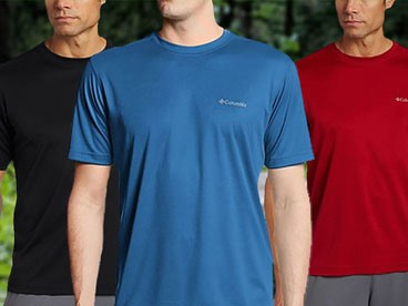 Columbia Men's Cool Crew T-Shirt