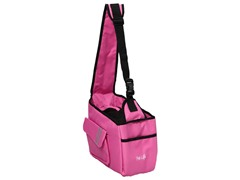 Summit Shoulder Pet Carrier - Pink
