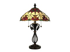 Dale Tiffany 16X23.75 Sanford Table Lamp