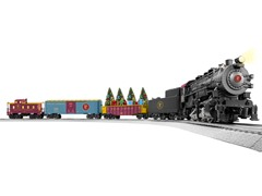 "Polar Express ""O"" Gauge Freight Train"