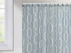 Arcadia Shower Curtain - Grey