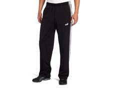 Agile Track Pants, Black (Medium)