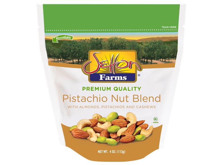 Setton Farms Pistachio Nut Blend, 10 Pk