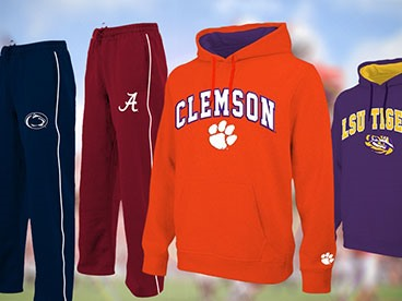 Collegiate Fleece Clearance