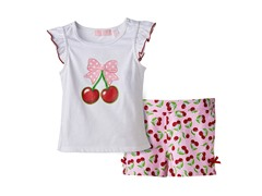 Cherry Short Set (12-24M)