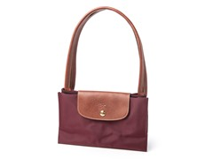 Longchamp Le Pliage Large Handbag, Red