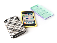 Apple iPod touch Case - 3 Pack