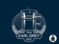 Tea, Earl Gray. Hot. Hoodie