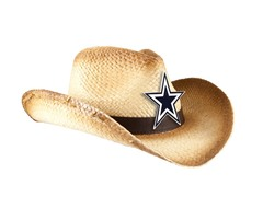 NFL Cowboys Hats (18 Teams)
