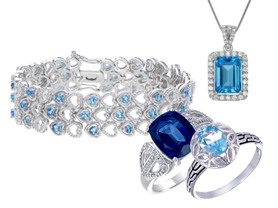 Best of Blue Jewelry