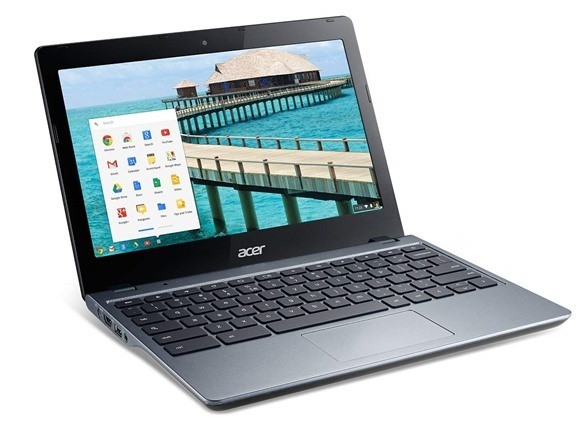 "Image of ""Acer C720p 11.6"""" 16gb Touch Chromebook"""