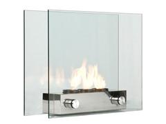 SEI Loft Portable Indoor/Outdoor Fireplace