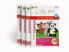 Spanish for Kids: Language Box Set Volume II