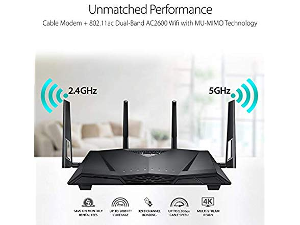 Asus Modem Router Combo