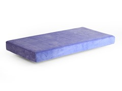 "Full Size - Lavender 7"" Thick Memory Foam Mattress"