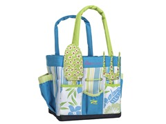 PiNKthumb Key West Garden Tote Set