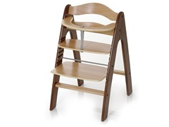 i'coo Pharo High Chair - Walnut /Natural