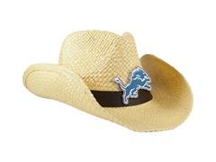 NFL Cowboy Hat - Lions