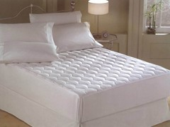 Harmony Microfiber Quilted Mattress Pad-4 Sizes