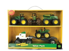 5 Inch Monster Treads Gift Set