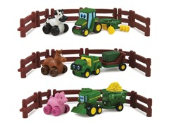 JT & Friends Farm Adventure Playset