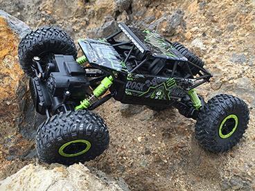 Rock Climber 2.4G 4-Wheel Truck