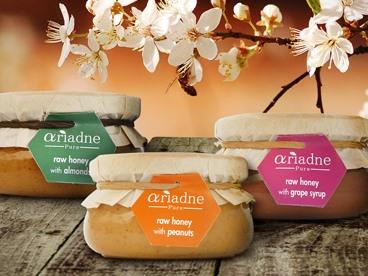 Ariadne Pure Flavored Honey