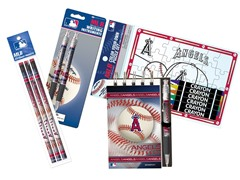 6 Teams - MLB Team Notepad Set