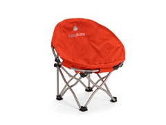 Kids Moon Camping Chair - Red