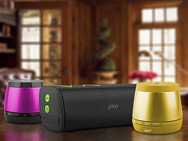 Jam Speakers, Earbuds & Headphones