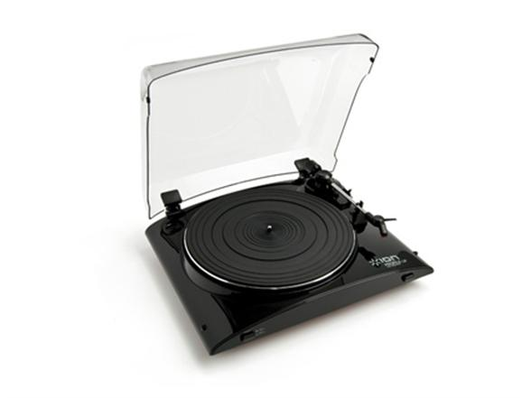 Ion Audio Profile Lp Usb Turntable