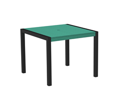 MOD Dining Table, Black/Aruba