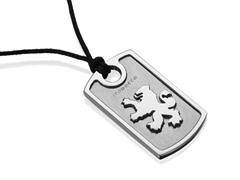 Lion Rampant Pendant