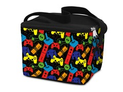 Lunch Cooler Bag- Controllers Splat