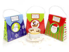 Cocoa & Marshallow Purse - Set of 6