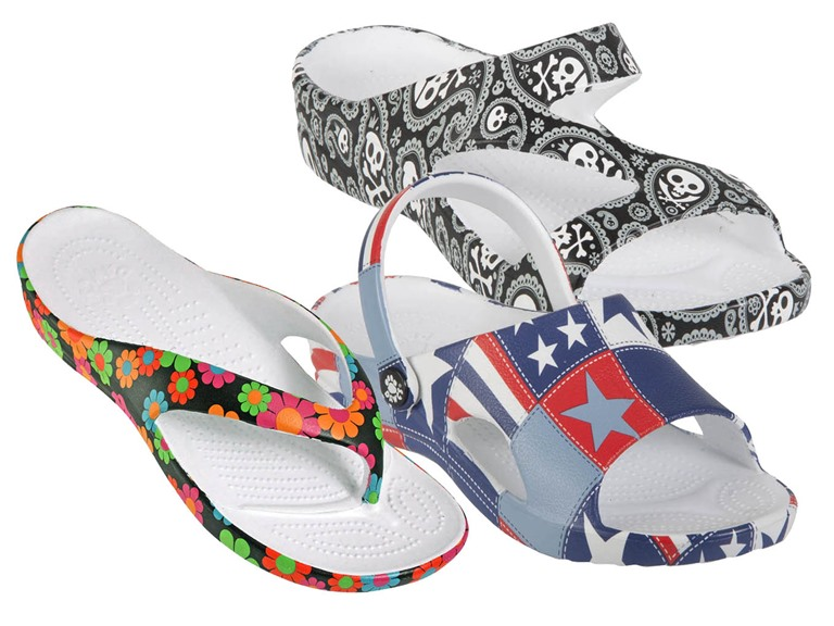 Loudmouth Sandals for All