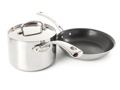 Cuisinart Stainless Steel 3-Piece Cookware Set