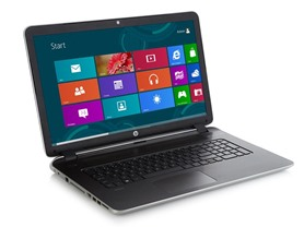 "HP Pavilion 17.3"" AMD A10 Touch Laptop"