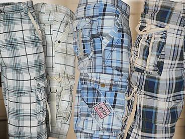 Dinamit Men's Cargo Shorts