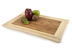Core Bamboo XL Cutting Board - Sunflower