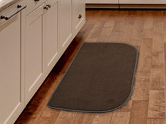 Brown Kitchen Retreat Mat