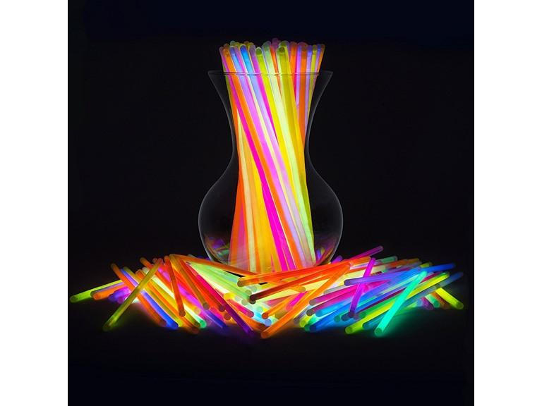 PartySticks Glow Sticks, 300-Count