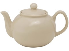 32-Ounce Transitionals Ceramic Teapot with Infuser