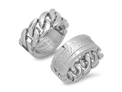 Men's Reversible Ring
