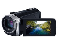 JVC Full HD Camcorder with Wi-Fi & 38x Opt