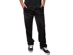 Tricot Side Pocket Pant - Black