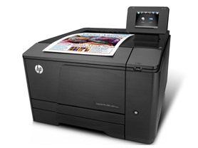 HP LaserJet Pro 200 Color Laser Printer
