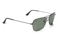 Ray-Ban RB3136 Sunglasses - Black
